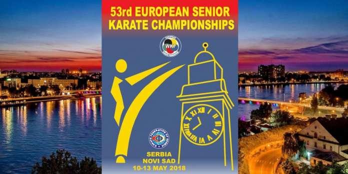 Η Εθνική Καράτε στο Ευρωπαϊκό Πρωτάθλημα