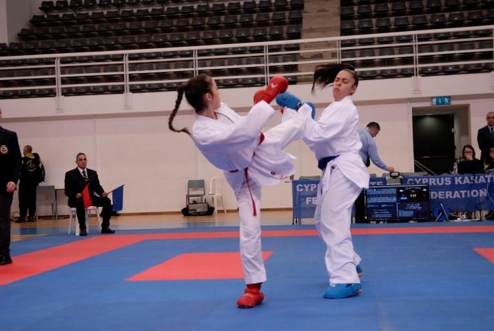 """Πρωτάθλημα ΕΣΥΑΑ """"Εθνικό Σχέδιο Υποστήριξης Αναπτυξιακού Αθλητισμού."""" Κλειστό γήπεδο Αγίου Δομετίου 23-2-2019"""