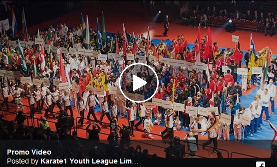 Karate1 Youth League Limassol 2019 Promo Video