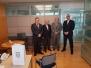 21/2/2018 Επίσκεψη προέδρου WKF στον Ταμία Ευρωπαικών Ολυμπιακών Επιτροπών κ.Κίκη Λαζαρίδη